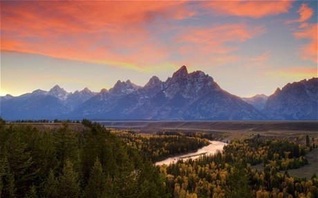 Idaho, USA: a fly fishing adventure - Telegraph