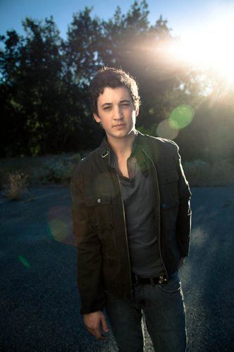 Miles Teller. He's cuter in country clothes tho...