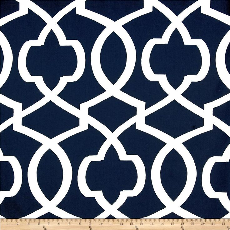 Cute Blue And White Curtain Fabric Pictures Inspiration - Bathtub ...