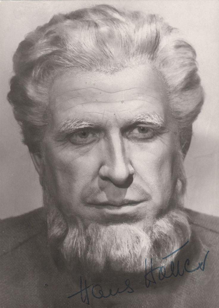 Hans Hotter   1966