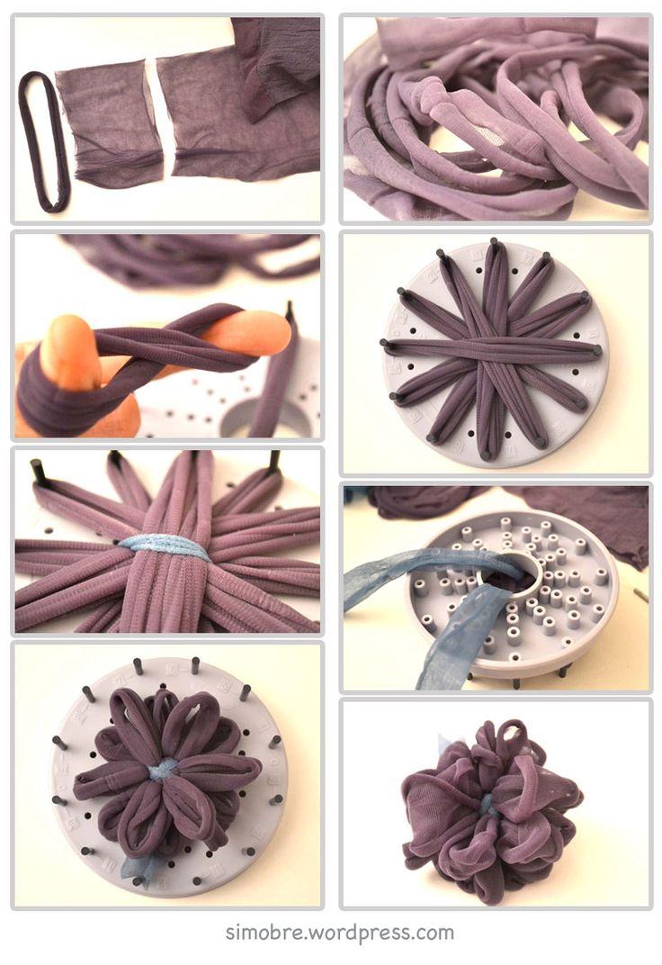 Tra le mie vecchie mercerie ci sono anche delle calze collant degli anni '50 '60 e '70, quasi tutte in ottimo stato, tranne alcune (quelle più recenti…) che hanno l'el…