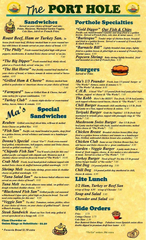 Best Restaurants In Gold Beach Oregon