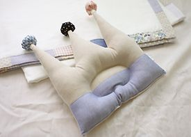 crown pillow_for new born