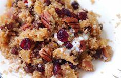 Desayuno con quinoa y canela - Vida Lúcida