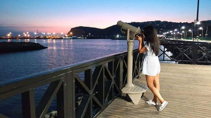 Recorre el malecón de #Ensenada y disfruta de la tranquilidad de este lugar #BajaCalifornia. Descubre las bellas ciudades del estado de Baja California visitando: www.descubrebajacalifornia.com Aventura por Diana Alcántara  #love #instagood #photooftheday #tbt #beautiful #cute #me #happy #fashion #followme #follow #selfie #picoftheday #summer #friends #instadaily #girl #fun #tagforlikes #smile #PassportReady #ISeeFaces #RTW #TTOT #TravelAddict  #SinFiltros #NoFilter #BajaCalifornia…