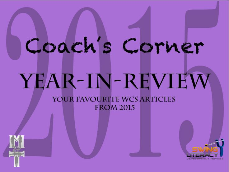 Coach's Corner 2015 Year-In-Review | Coach's Corner WCS Blog | Myles Munroe and Tessa Cunningham Munroe