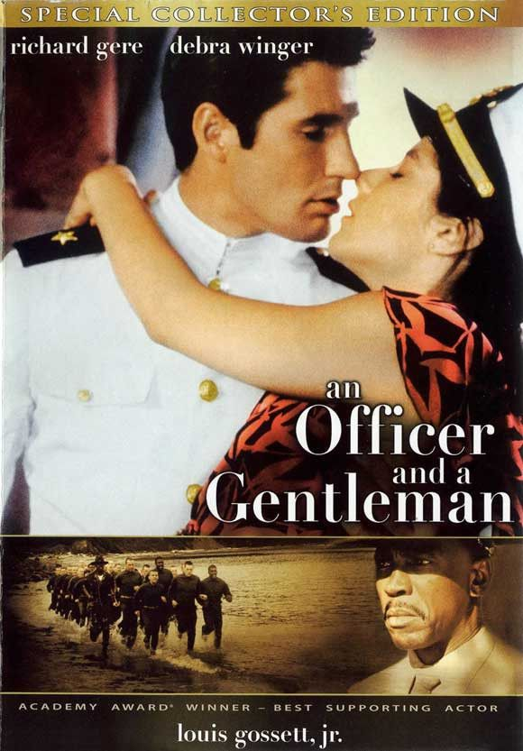 An Officer and a Gentleman 27x40 Movie Poster (1982)