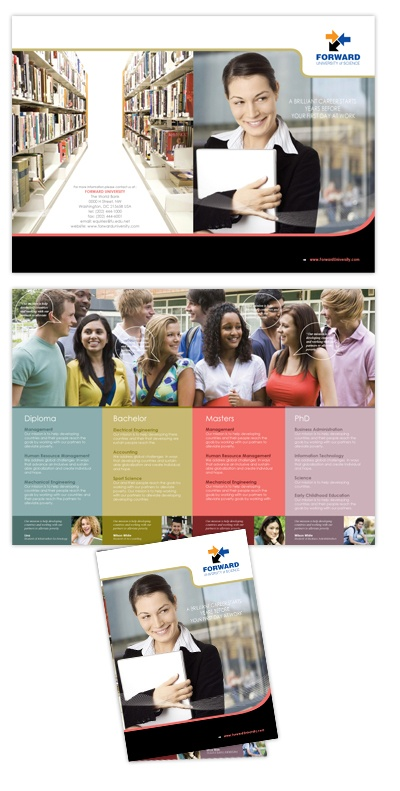 61 Best Education Brochures Images On Pinterest | Brochures