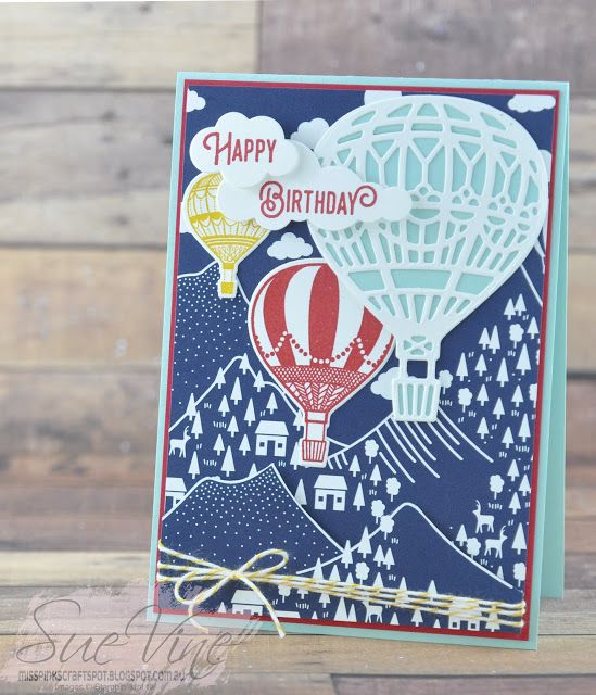 Miss Pinks Craft Spot: Crazy Crafters Blog Hop | Special Guest Sandi Maclver