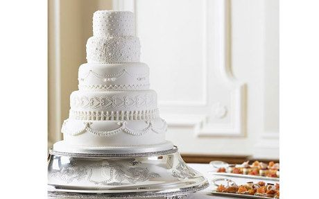 "The Telegraph feature us in a list of the best wedding cakes, drawing attention to the ""meticulous attention to detail"" in the Vintage Cascade Cake."