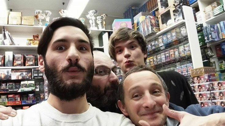 24 Dicembre 2015: Boss&Sca in Selfie con Andrea, Gioele from Trento!