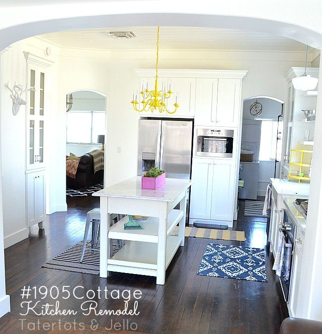 5 Tips For A Cottage Kitchen Interior: 1000+ Ideas About Small Cottage Kitchen On Pinterest