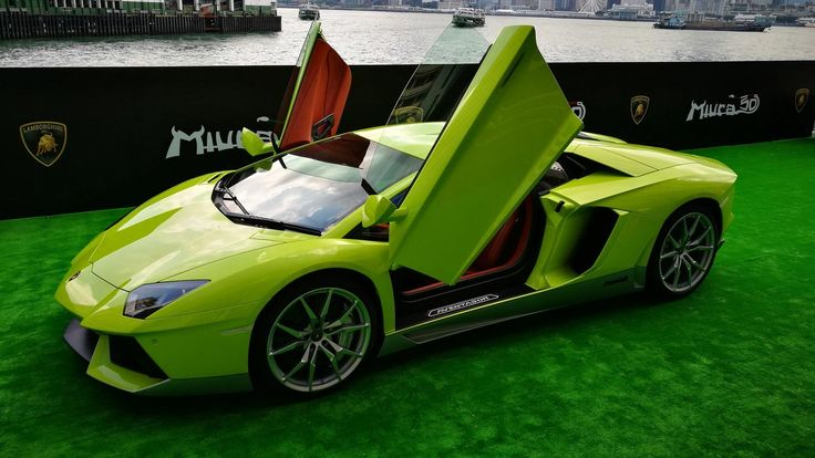 Lone Lamborghini Aventador Miura Homage is marked for Hong Kong