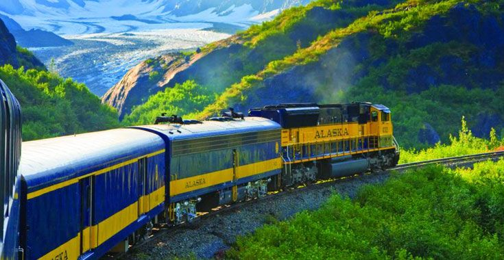 Alaska Train Tours, Alaska Vacation Packages – Alaska Railroad