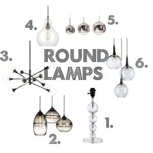 """Favourite lamps"" by waniliovo on Polyvore"