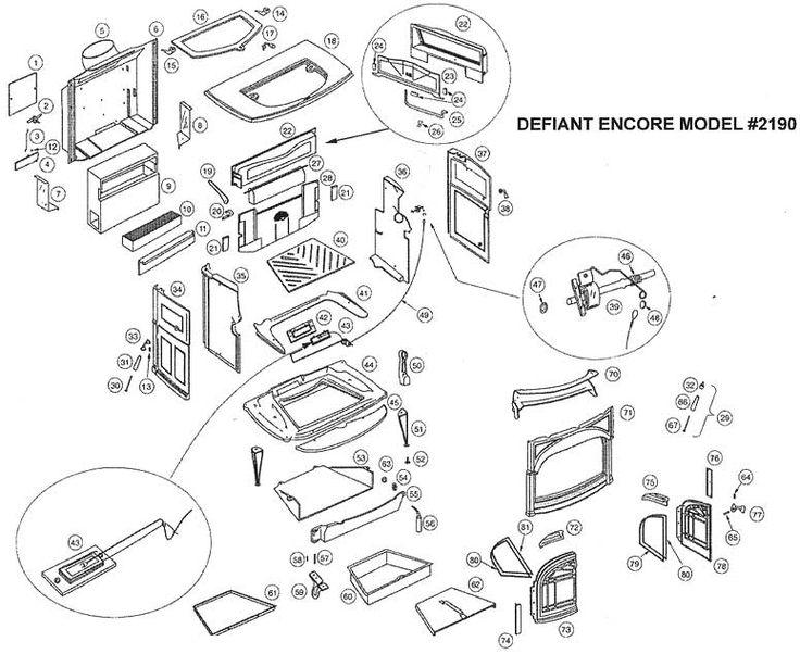 Defiant Stove Parts - Best 25+ Wood Stove Parts Ideas On Pinterest Barn House Decor