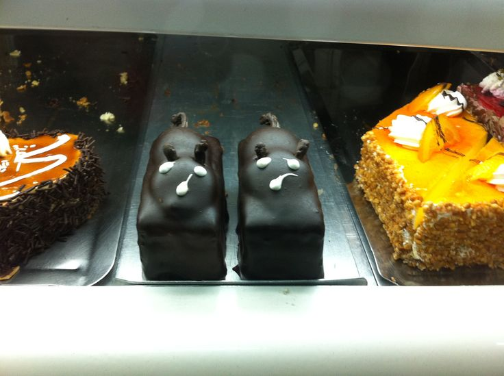 mouse sweets (pontiki)
