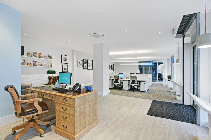 Five interiors portfolio estate agent design cluttons for Estate agency interior design