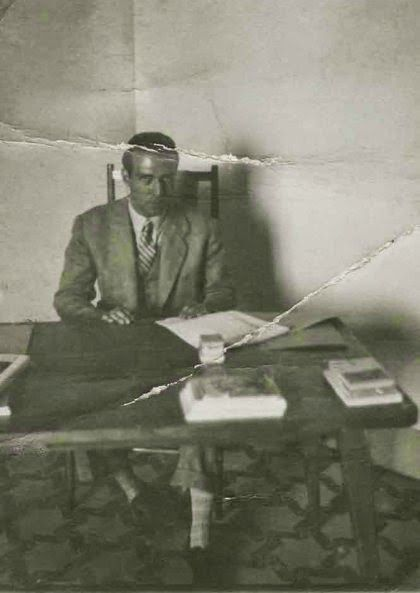 Nausica: M'agrada Juan Eduardo Cirlot (Poeta Catalán de la postguerra)