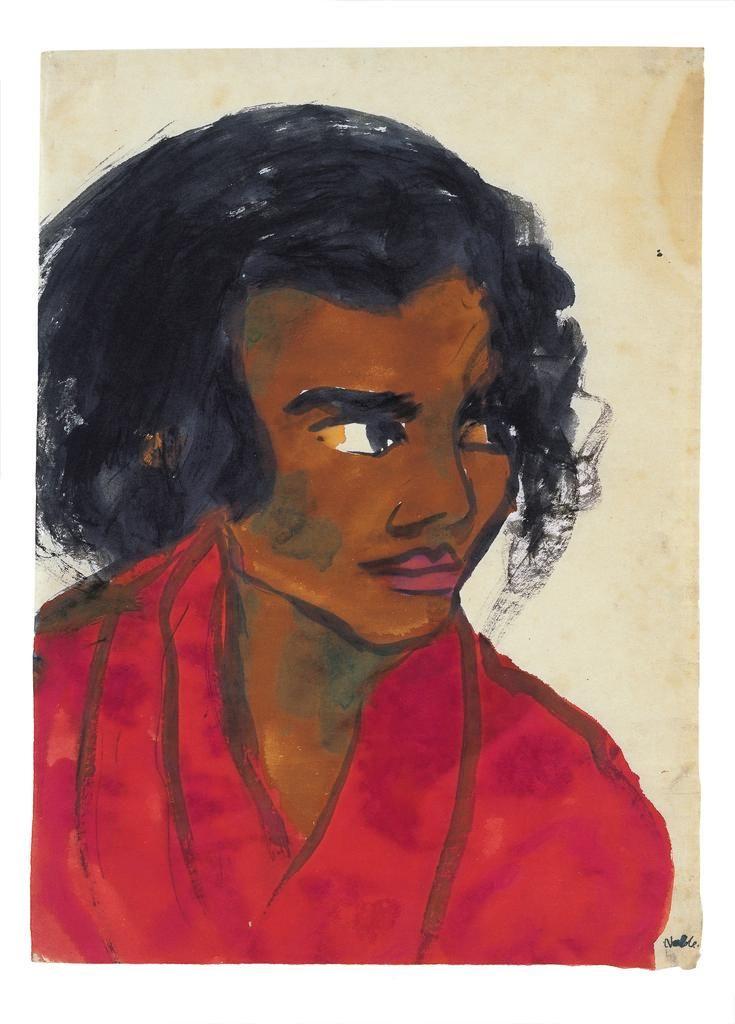 Emil Nolde  Portrait_eines_Mdchens_Aquarell_Spanien_1921.jpg