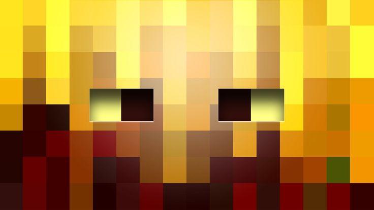 Minecraft Baddie Blaze HD Wallpaper
