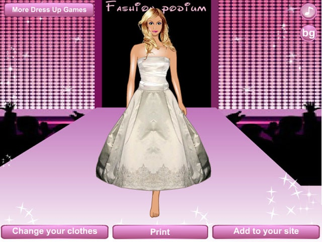 Dressupmix free dress up games barbie fashion show