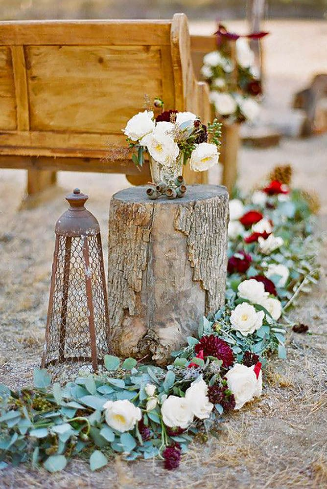 25 best ideas about wedding aisles on pinterest outdoor for Aisle decoration