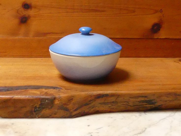 Vintage 1940s Collectable Royal Winton Grimwades English China Lidded Bowl Dish by JessaBellas on Etsy