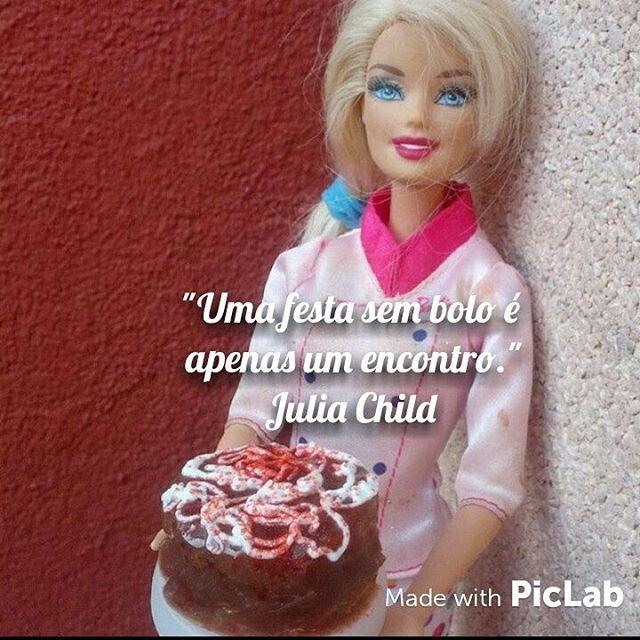 E tenho dito. #juliachild #cake #cakepot #brigadeiro 🍰 🍰 🍰 @donamanteiga #donamanteiga #danusapenna #gastronomia #food #dessert #pie www.donamanteiga.com.br