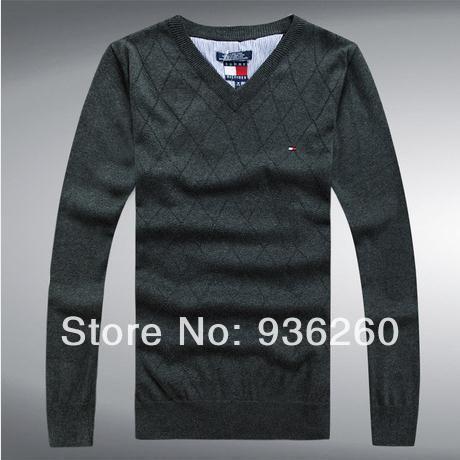 Cheap Masculino 2014 nueva primavera de lana de color 100 % suéteres de cachemira de algodón con cuello en V sólidos casuales punto MODA TH hombres suéter suéter, Compro Calidad Jerseys directamente de los surtidores de China: