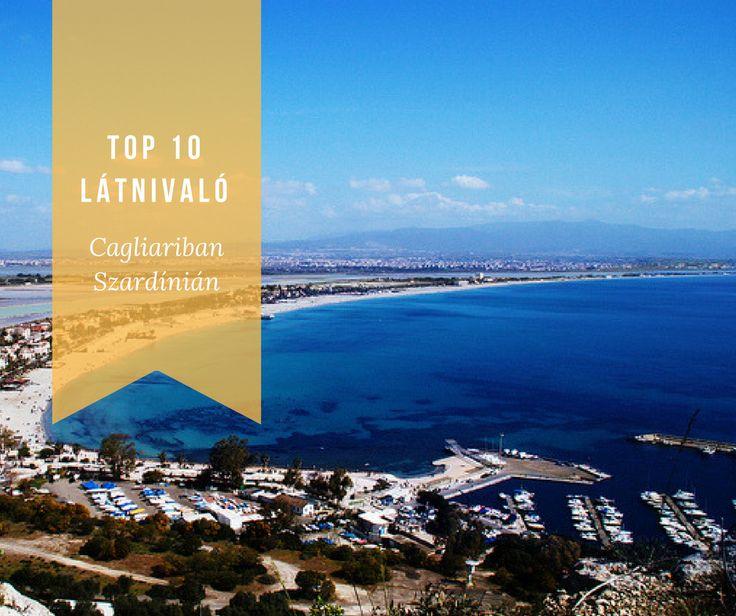 10 dolog, amit mindenképpen próbálj ki, ha Szardínia szigetén, Cagliariban jársz