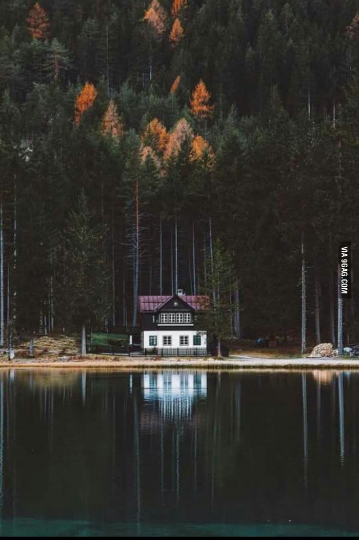This picture is so calming - 9GAG