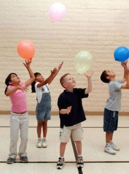 Teaching the skill of hand-eye coordination may be the most important skill an elementary aged student may learn. The true definition of hand-eye coordination is the ability of the vision system to coordinate the information received through the... KINDERGARTEN