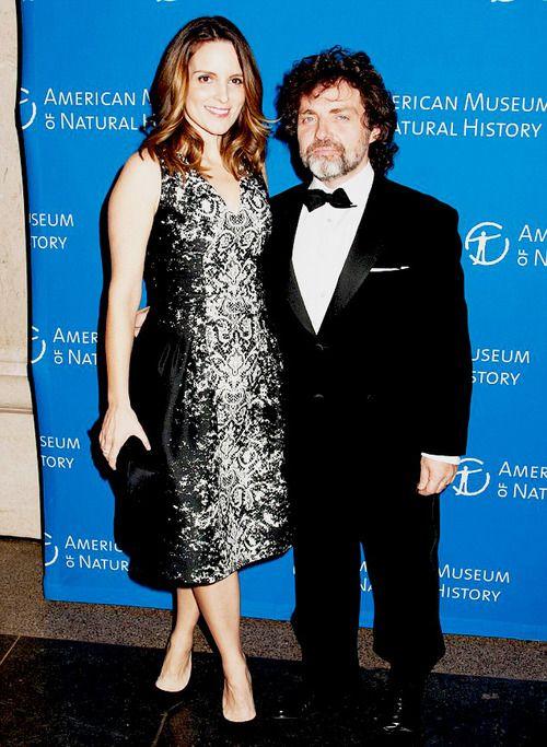 Tina Fey & husband, Jeff Richmond