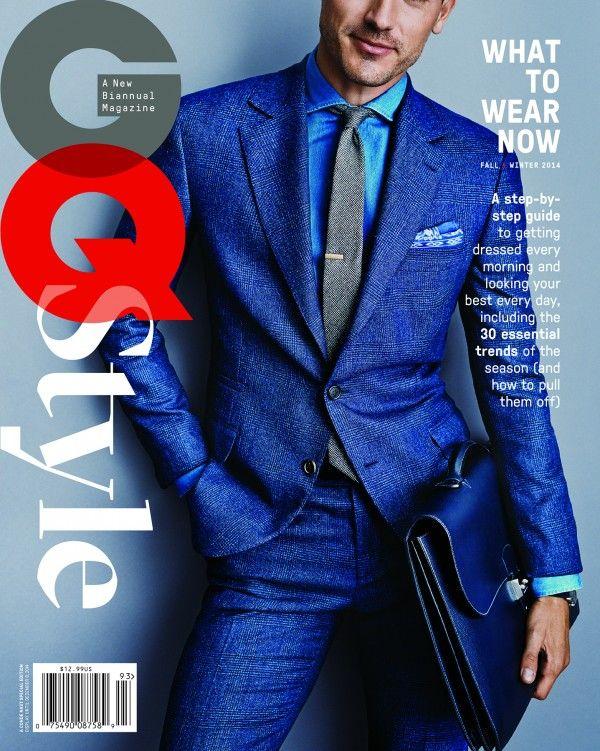 Arthur Kulkov Amerikan GQ Style başlatmak sorunu kapak modelidir.  Dergi yılda iki kez üretilen ve mevsimlik erkek giyim tarzı temel rehber olarak ayakta olacaktır.  Dergisi için $ 12.99 satışta bulunuyor.