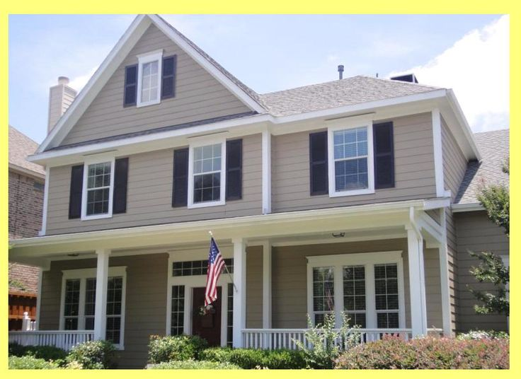 Cool Exterior Colors And Home Cooling Costs