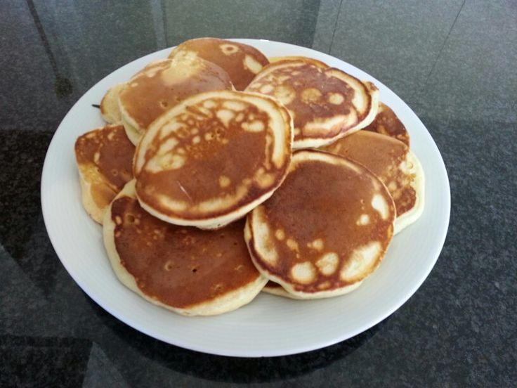 Amerikaanse pannenkoeken