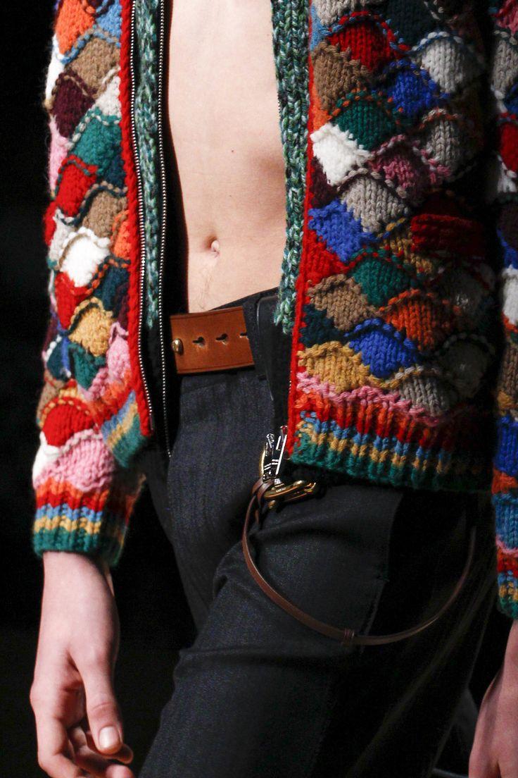 Prada Fall 2016 Menswear Fashion Show Details