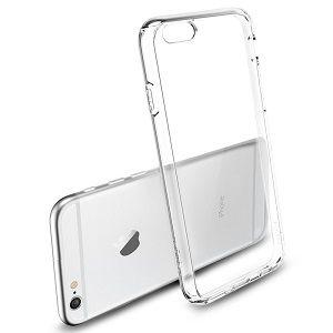 Spigen Air Cushion Clear iPhone 6 Plus Case  Read More: http://whatrocksandwhatsucks.com/best-iphone-6-plus-case-5-5-inch/