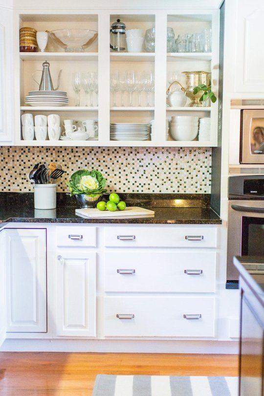 Best 25+ Open kitchen cabinets ideas on Pinterest | Open kitchen ...