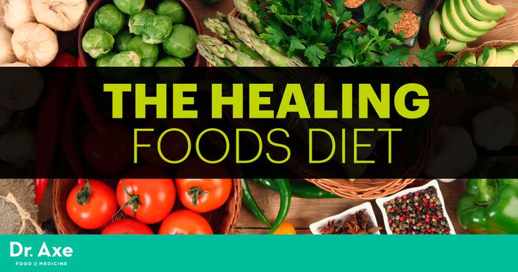 Healing Foods Diet Dr Axe