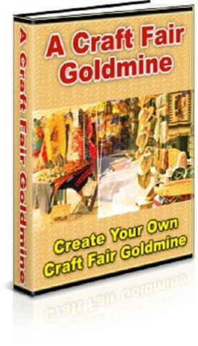 Book-A-Craft-Fair-Goldmine-Create-Your-Own-Goldmine