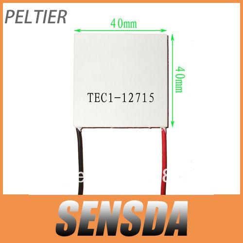 Tec Peltier 180w Tec1 12715 Thermoelectric Cooler Peltier