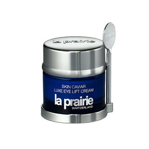 La Prairie Skin Caviar Luxe Eye Lift Cream Review - Beauty by the Geeks