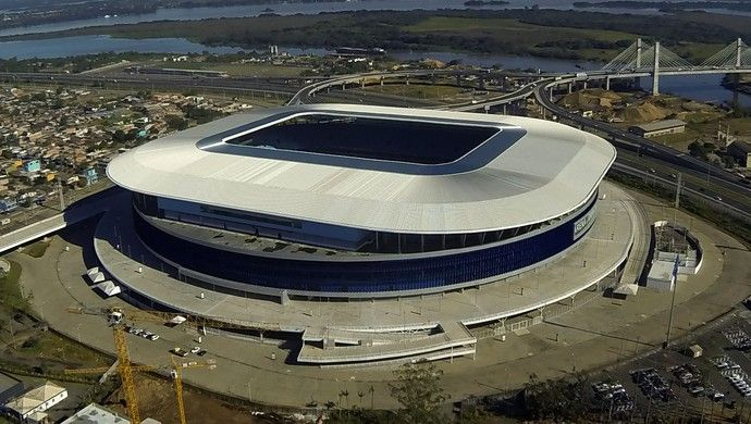 Arena do Grêmio (Foto: Wesley Santos/Agência PressDigital)