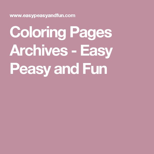 898 best images about ColoringOther on Pinterest