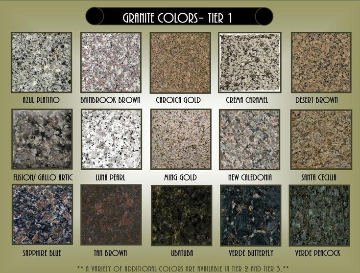 49 best images about granite countertop textures on for Granite countertops colors price