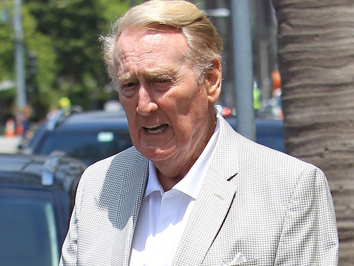 Vin Scully: I'll Never Watch NFL Again Due to Anthem Protests