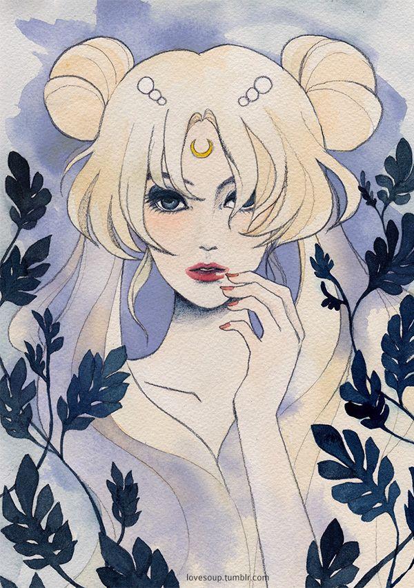 LOVE Sailormoon by LoveSoup on deviantART