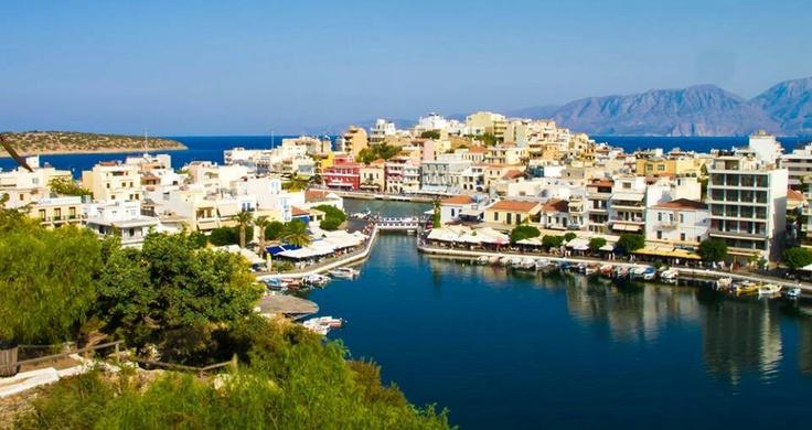Aghios Nikolaos @ Crete island